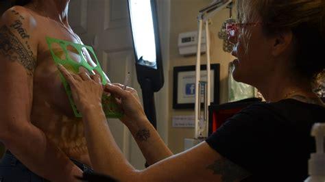 3d nipple tattoo breast cancer 3d nipple tattoos help breast cancer survivor feel whole