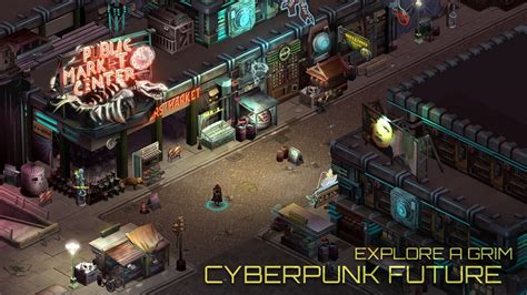 shadowrun returns apk shadowrun returns released for android tablets androidshock