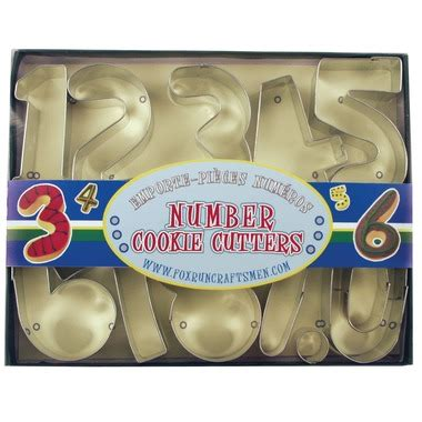 Diskon Numeric Biscuit Cutter buy number cookie cutters at well ca free shipping 35 in canada