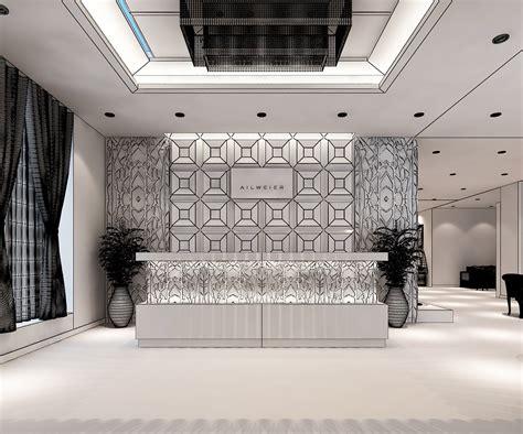 Jewellery Showroom 3d Model Free