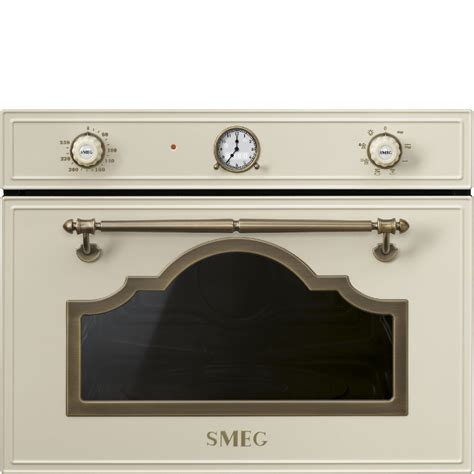 Microwave Cortina electric oven sf4750mpo smeg