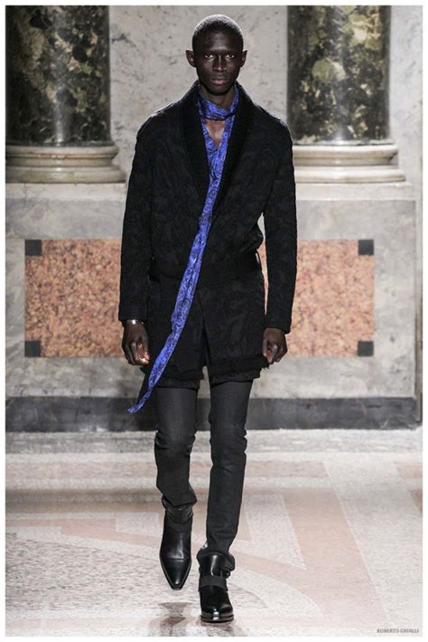 Mens Fashion Week Roberto Cavalli For And In Ss0708 by Roberto Cavalli Fall Winter 2015 Collection Milan