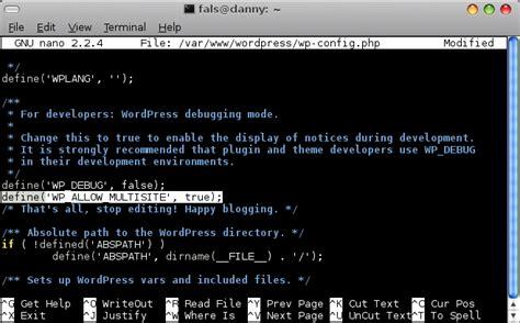 membuat iklan baris di wordpress cara membuat multi site di wordpress tulisan komputer
