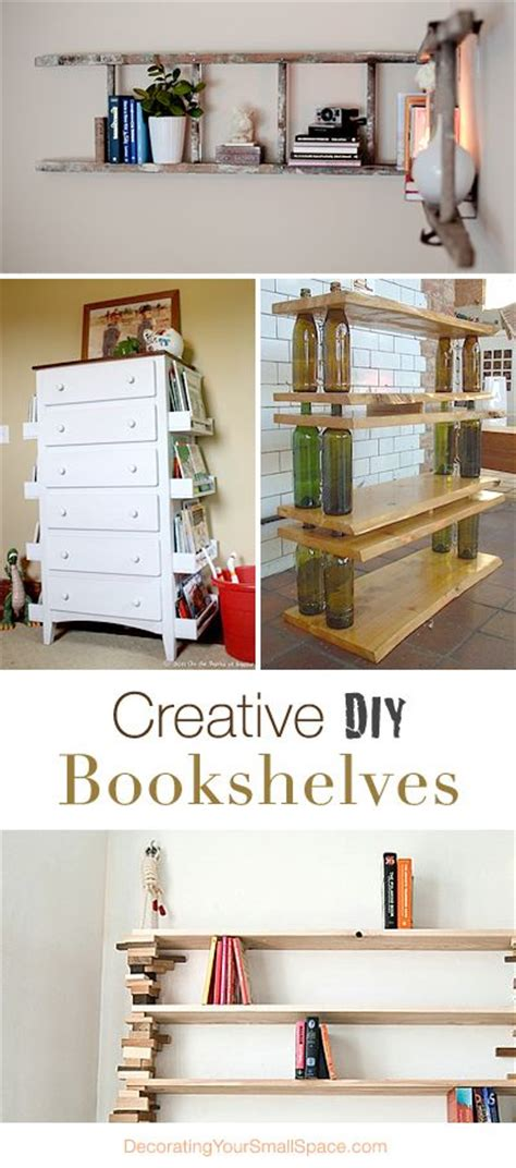 clever corner diy solutions bookshelves creative and tutorials on pinterest