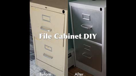 B Q Filing Cabinet Diy File Cabinet Makeover
