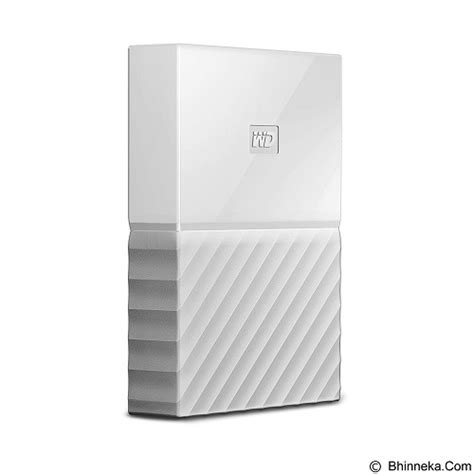 Jual Wd My Passport New 4tb Hdd Hd Hardisk Harddisk External jual wd my passport new 4tb usb 3 0 wdbyft0040bwt