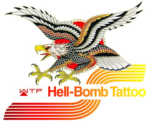 hell bomb tattoo home