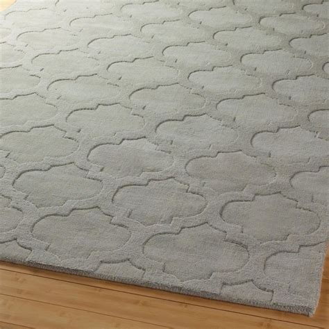 Grey Moroccan Trellis Rug moroccan trellis plush dimensional rug beige or grey l shades by shades of light