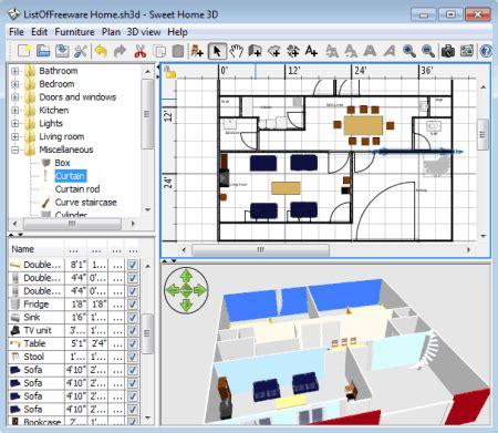 3d Home Design Software Freeware