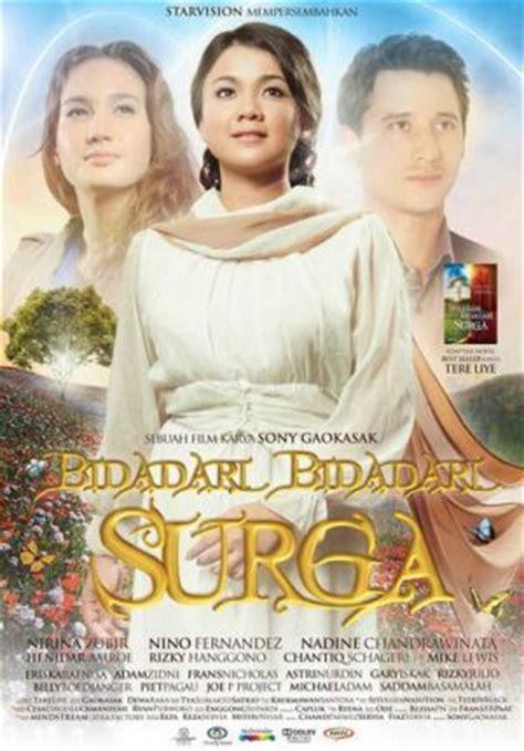 bidadari bidadari surga indonesia