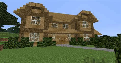 creating a home in this two story house adorable home simple two story house minecraft project