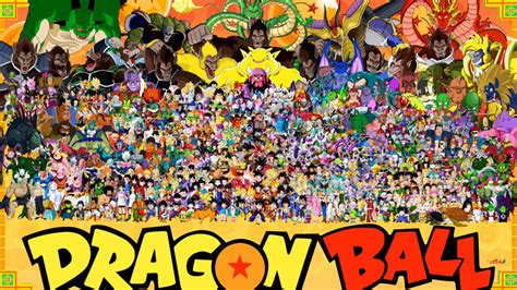 dragon ball z villains wallpaper dragon ball z all characters wallpaper hd dodskypict