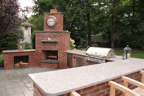 Brick Outdoor Kitchen Pics - outdoor kitchens bars outdoor kitchens island