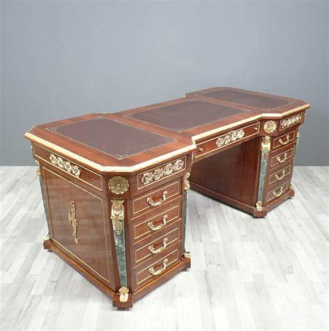 bureau style empire en palissandre meubles d 233 co