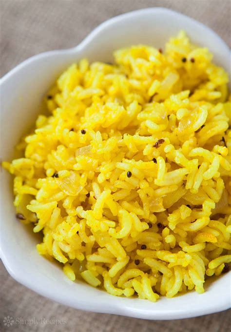 Rice Style by Indian Style Rice Recipe Simplyrecipes