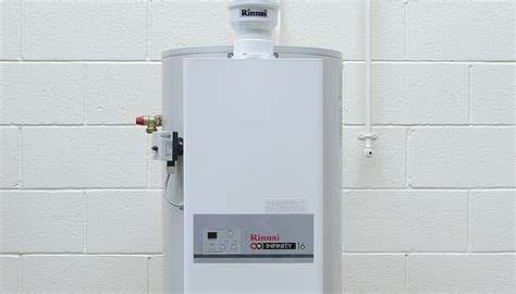 Water Heater Rinnai Infinity specification product update the no 1 product update