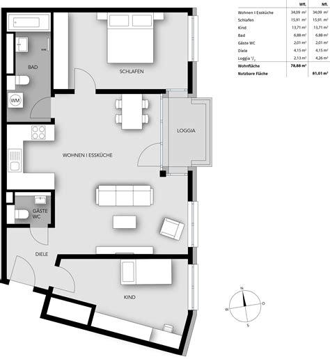 wohnungen bönen bayhaus immobilien wohnen am s 252 dpark