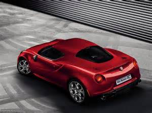 Where Is Alfa Romeo From 2014 Alfa Romeo 4c Specs