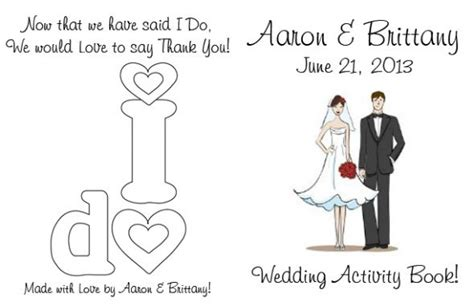 Wedding Coloring Book Cover by Can T Forget The Weddingbee Photo Gallery