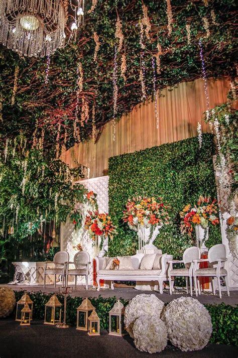Wedding Garden Di Jakarta by The Ceiling Wedding Stuff Gardens