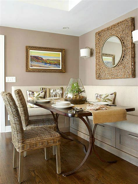 Ideas For Small Dining Rooms | 10 tips for small dining rooms 28 pics decoholic