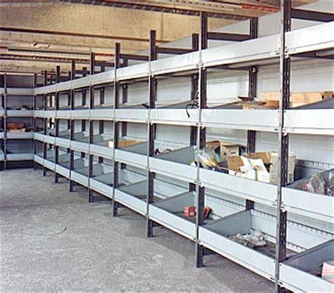 librerie orbassano scaffalature metalliche industriali simag
