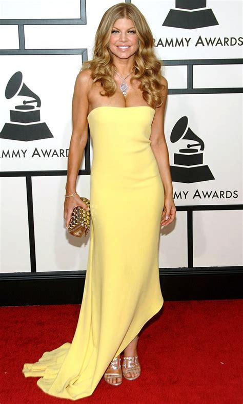 Grammy Awards Fergie by Best Strapless Dress Grammy Awards Best And Worst