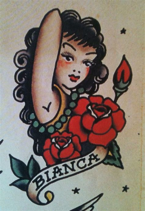 norman tattoo by norman quot sailor jerry quot collins flash