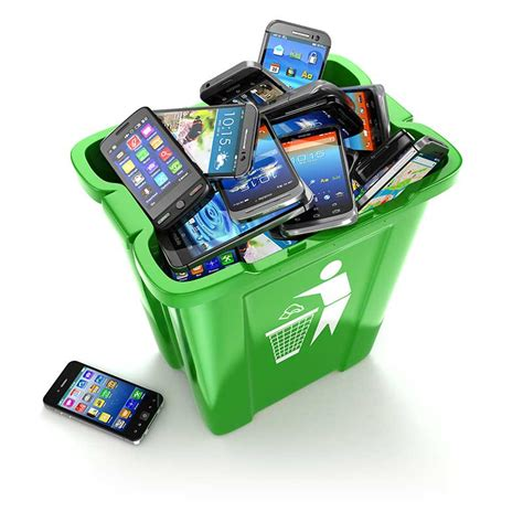 recycle  phone  essential guide