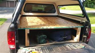 Truck Bed Cer Diy by Truck Cing Platform Jhydro Power
