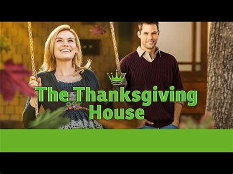the thanksgiving house hallmark channel the thanksgiving house premiere promo youtube