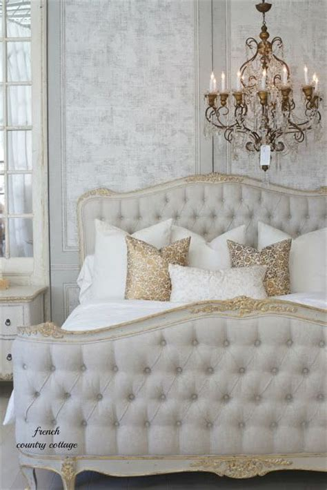 bedroom objects in french furniture bedrooms french country cottage beautifully tufted bed decor