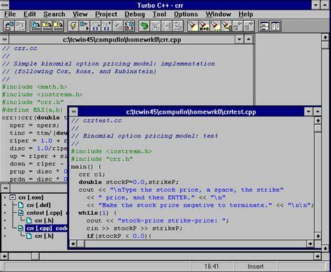 turbo c for windows 8 7 81 vista 32 bit 64 bits turbo c 4 5 for windows 7 8 8 1 free download