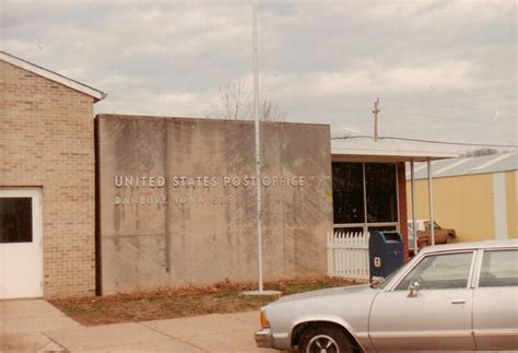 Danbury Post Office by Danbury Ia Post Office Photo Picture Image Iowa At