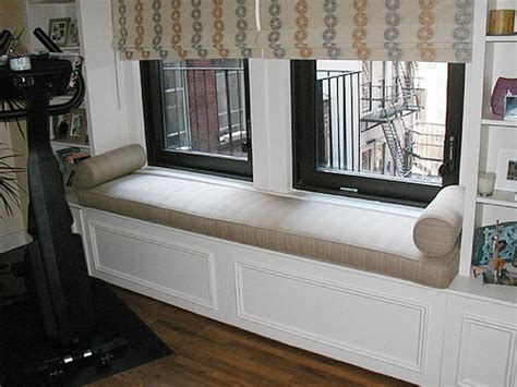 how to make a window seat cushion cover bloombety cozy window seat cushion window seat cushion