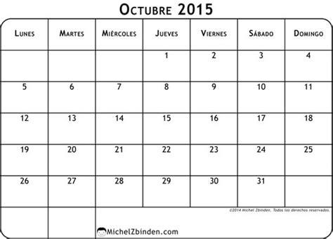 imagenes calendario octubre 2015 para imprimir bit 225 cora de ceip quot men 233 ndez y pelayo quot