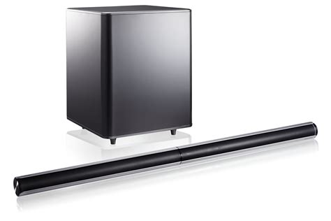 Tv Samsung Soundbar samsung hw e551 soundbar review pc advisor