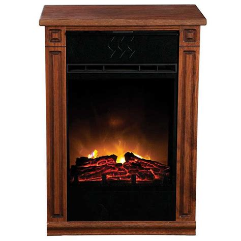 heat surge accent ev 2 amish electric fireplace with