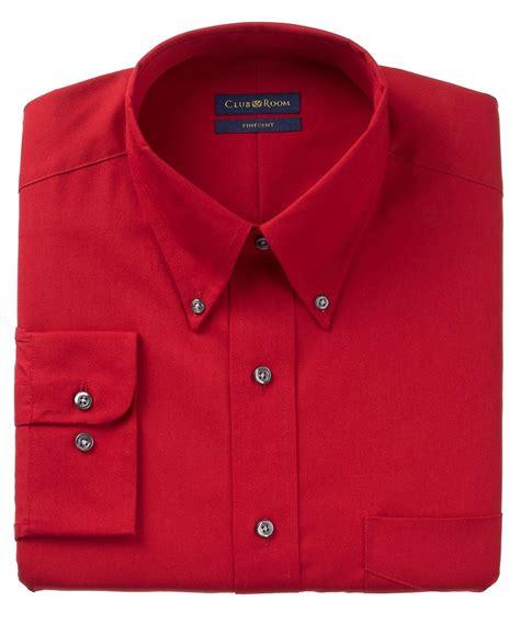 club room shirts club room dress shirt true estate solid sleeve shirt web id 602786 fashion s wear