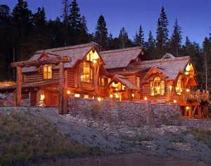 32 best images about luxury log homes beautiful living