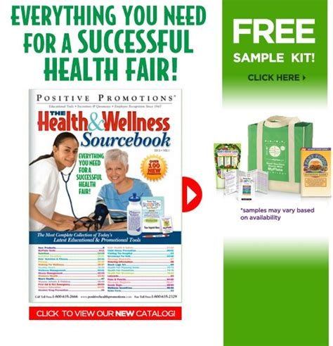 health themed events planning a health fair sign up to receive a free health