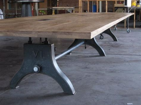 Industrial Conference Table Vintage Industrial Hure Conference Table Antique Industrial Design And Building