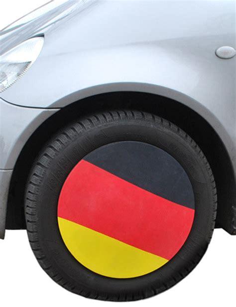 Auto Fu Ball Online by Deutschland Fahne Auto Felgenkappe Fussball Fanartikel 4 St 252 Ck