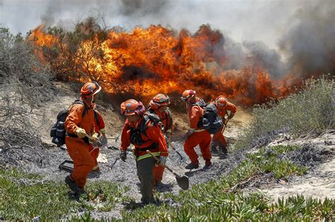 What It Feels Like to Fight a Wildfire | Time