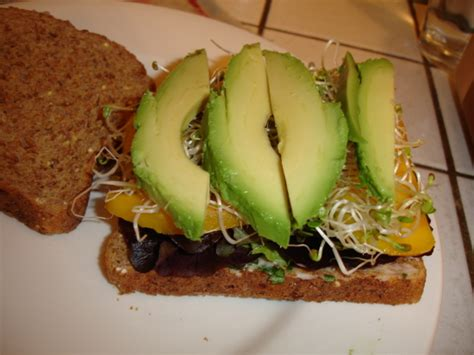 Wich Of The Week Avocado And Mango With Cilantro Lime Mayonnaise by Wich Of The Week Avocado And Mango With Cilantro Lime