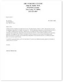physician cover letter exle doctor letter template letter template 2017
