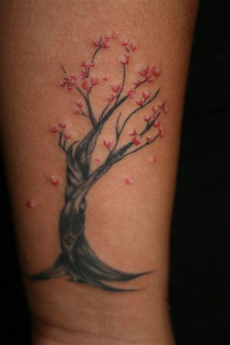 blossom tree tattoo 17 best images about ideas on cherry