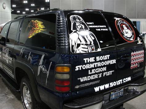 fan for backseat of car file star wars celebration iv fan s custom 501st legion