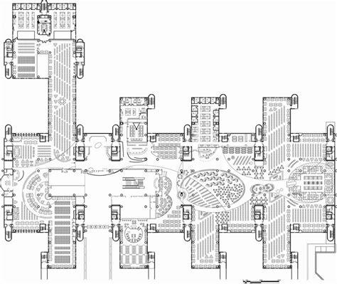 Design Floor Plans Library Renovation