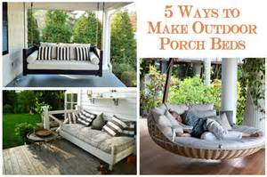 outside porch known valley for the love of home 5 ways to make